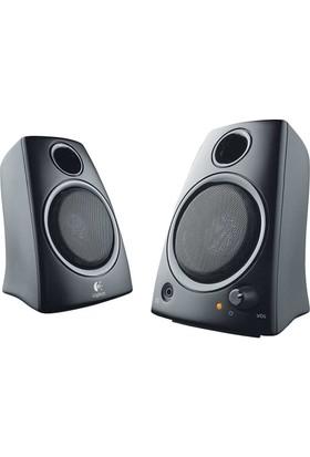 Logitech Z130 10W Speaker Siyah