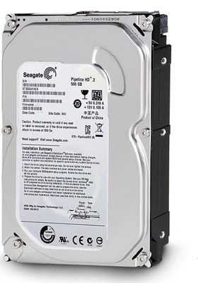 "Seagate ST3500414CS 3.5"" 500GB 5900RPM Sata2 HDD"