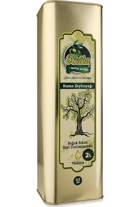 Oleika Soğuk Sıkım 0.2 Asit Özel Hasat Doğal Sızma Zeytinyağı 2 Litre Teneke – (Yeni Hasat) Mudanya