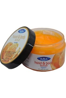 Bak Hand & Body Scrub Mandalina Peeling 250 Ml