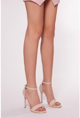 Tarçın Trc01-5005/1 Topuklu Ayakkabı Taş Rugan