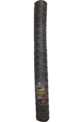 Ays Koçak Bahçe Tel Örgü - 150 Cm Yükseklik 20 Metre Uzunluk
