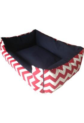 Patie Pet Kedi Köpek Yatağı 60x45x25 cm