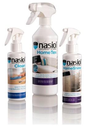 Nasiol Ev Bakım Paketi - Ahşap, Cam ve Tekstil Nano Cam Koruma