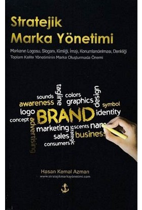 Stratejik Marka Yönetimi - Hasan Kemal Azman