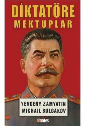 Diktatöre Mektuplar - Yevgeni Zamyatin