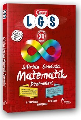Doktrin 8.Sınıf LGS Matematik Sıfırdan Sonsuza 20 Deneme