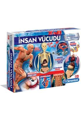 Deney Seti - İnsan Vücudu