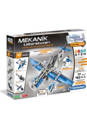 Mekanik Laboratuvarı - Uçaklar & Helikopterler