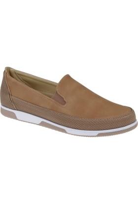 Shalin Kadın Ayakkabı - Cd 53 Vizon