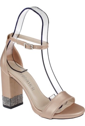 Shalin Kadın Ayakkabı - Msm 510 Rose
