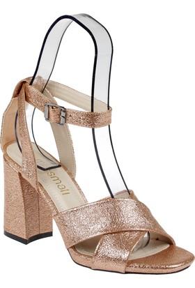 Shalin Kadın Sandalet - Msm 4019 Rose