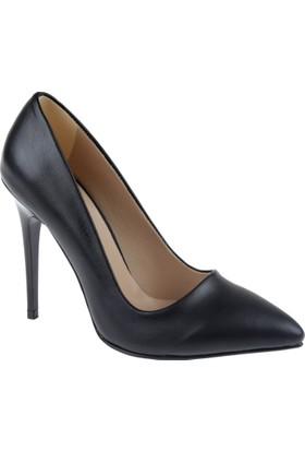 Shalin Stiletto Kadın Ayakkabı - Hsk 078 Siyah