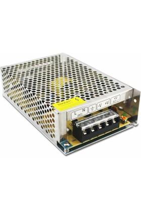Polaxtor Metal Kasa Şerit Led Güvenlik Kamerası Adaptörü 60W Trafo
