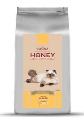 Honey Tavuklu Yetişkin Kedi Maması 15 Kg