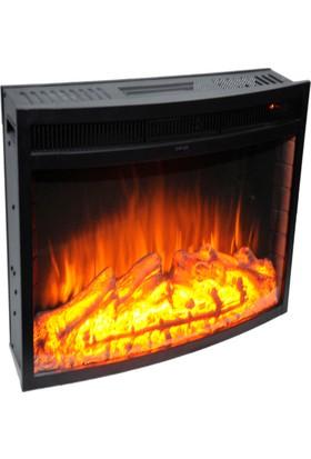 Ateşin Efendisi Next Elektrikli Şömine Panoramik BEF 26