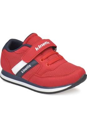 Kinetix Payof Kırmızı Lacivert Erkek Çocuk Sneaker