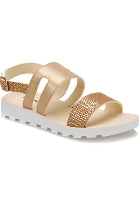 Polaris 81.311704.Z Altın Kadın Sandalet