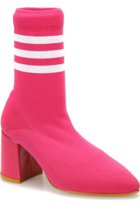 Butigo Cora40Z Pembe Kadın Topuklu Ayakkabı