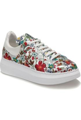 Butigo Ecos*86Z Dore Kadın Sneaker Ayakkabı
