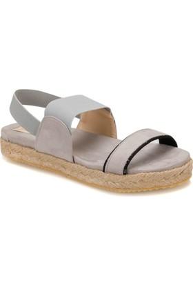Butigo San Z Gri Kadın Sandalet