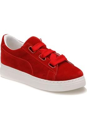 Butigo Set33Z Kırmızı Kadın Sneaker Ayakkabı