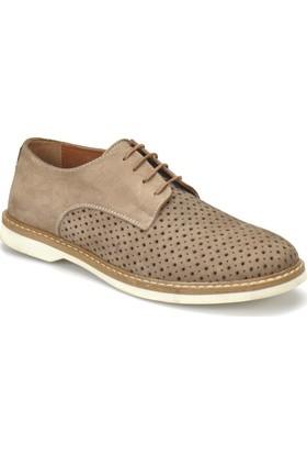 Garamond Erg-50 Bej Erkek Deri Ayakkabı
