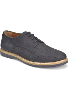 Garamond Erg-50 Lacivert Erkek Deri Ayakkabı