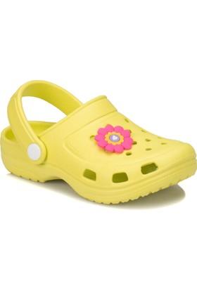 Kinetix Pelen Sarı Kız Çocuk Marina / Deniz