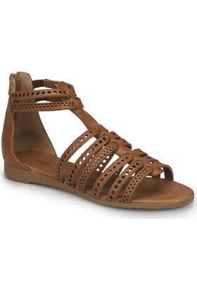 Polaris 81.311512.Z Taba Kadın Sandalet