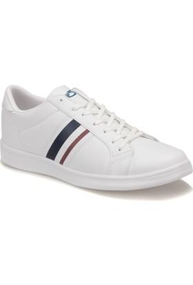 Torex Gevon Beyaz Lacivert Kırmızı Erkek Sneaker