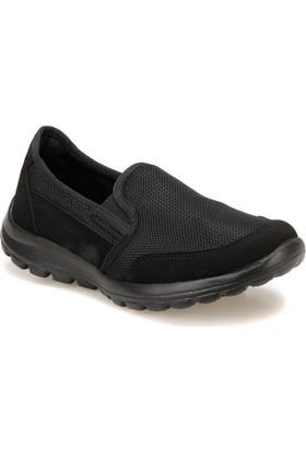 Torex Kobe W Siyah Siyah Kadın Yürüyüş Ayakkabısı