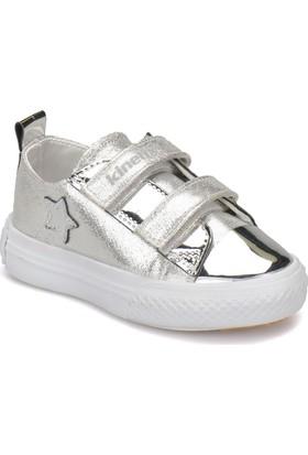Kinetix Salem Gümüş Kız Çocuk Sneaker