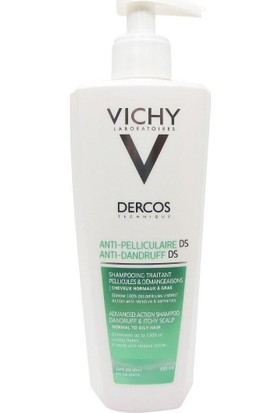Vichy Dercos Kepek Karşıı Şampuan 390 ml