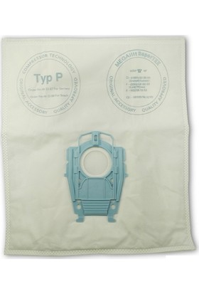 Bosch - Sıemens P Tipi Süpürge Torbası Paketli Ürün