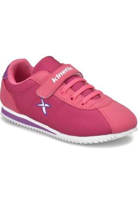 Kinetix Kınto Mesh Fuşya Mor Kız Çocuk Sneaker