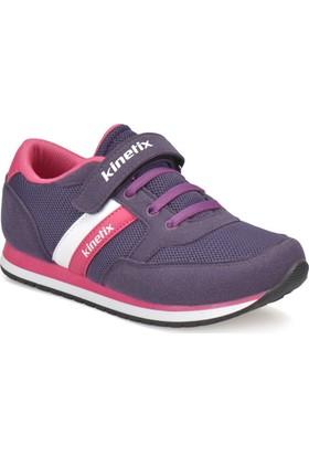Kinetix Payof Mor Fusya Beyaz Kız Çocuk Sneaker