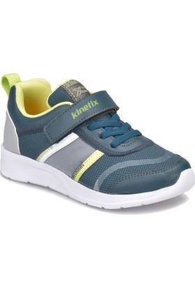Kinetix Vepsı Petrol A Gri Lıme Erkek Çocuk Sneaker