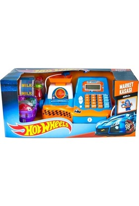 Hot Wheels Market Kasası