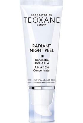 Teoxane Radiant Night Peel 15% 40 ml Gece Peelingi