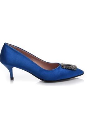 Girl Boss New York Elizabeth Saks Saten Stiletto