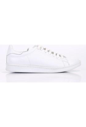 Girl Boss New York Jane Beyaz Spor Ayakkabı