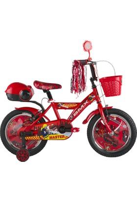 Bmx İtfaiye 16 Jant 4 - 9 Yaş Arası Erkek Çocuk Bisikleti