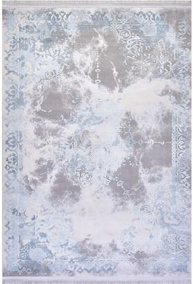 Festival Halı Silk Nature 9417A-Mavi