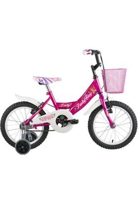 Lady Rose Spor 16 Jant 4 - 9 Yaş Arası Kız Çocuk Bisikleti