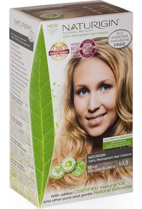 Naturigin Organik İçerikli Saç Boyası 10.3 Altın Sarısı