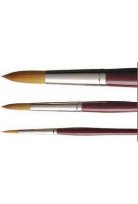 Alex Schoeller Artist Pinsel 110-4 Samur Fırça
