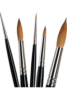 Alex Schoeller Artist Pinsel 110-5 Samur Fırça