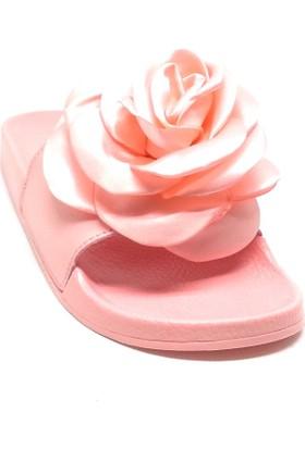 Shop And Shoes 009-17069 Bayan Terlik Pembe