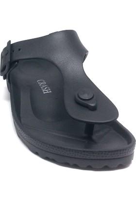 Shop And Shoes 066-3601-E Erkek Terlik Siyah